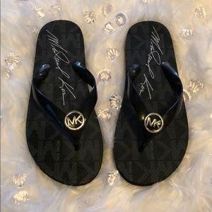 Micheal Kors Signature Sandals